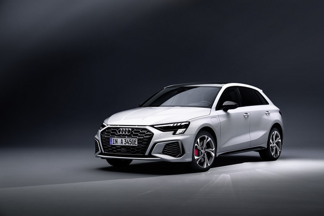 Audi A3 45 TFSIe  - Verstärkung für die Stecker-Fraktion