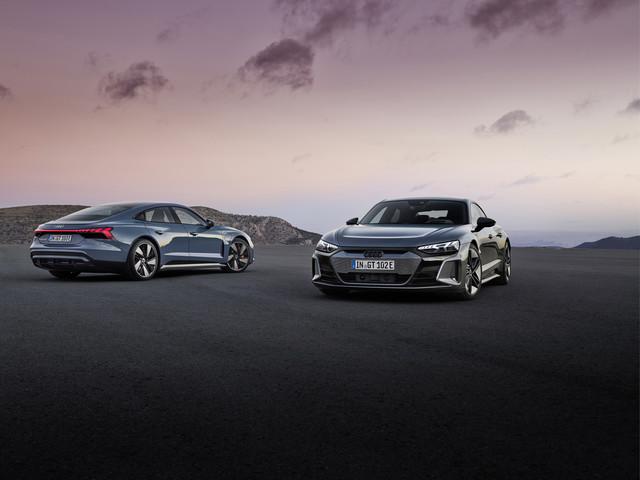 Markenausblick Audi  - Aufholen durch Technik