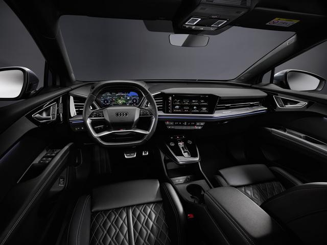 Audi Q4 e-tron  - Schlauer als das Space Shuttle