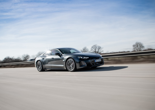 Fahrbericht Audi e-tron GT  - Achtung! Starkstrom