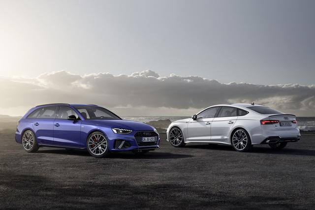 Audi: Competition-Pakete für A1, A4, A5, Q7 und Q8  - Optische Fitnesskur