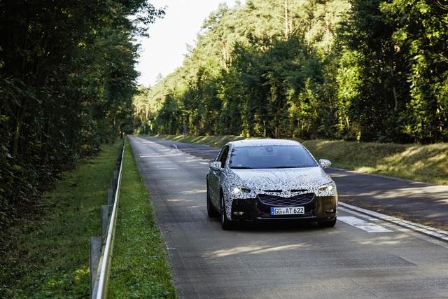 Neuer Opel Insignia - Mit neuem Anspruch