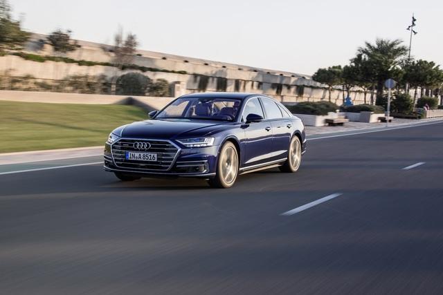 Audi verzichtet auf Autonomie - Der A8 wird nicht mehr zum Roboter