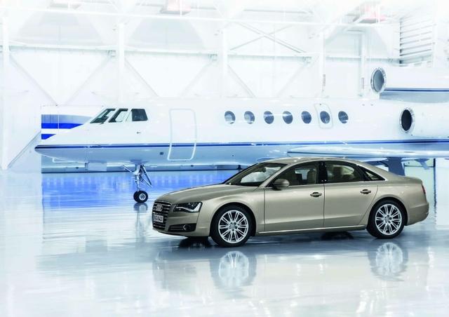 Audi A8: Der dritte Streich (Vorabmeldung)