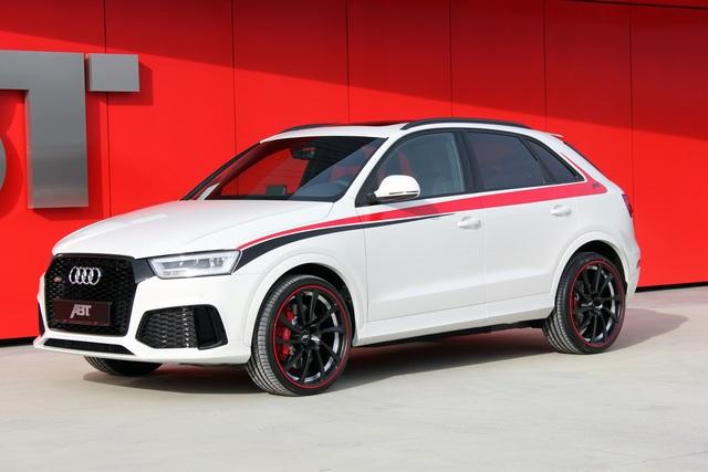 Abt tunt Audi RS Q3 - Scharfgemacht