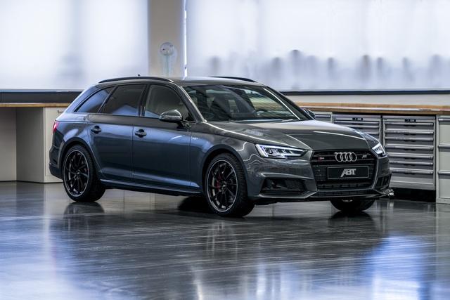 Abt tunt Audi S4 Avant - Jenseits der 400