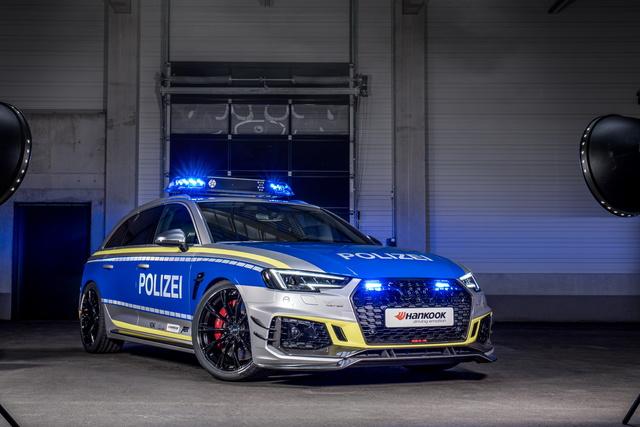 """Abt RS4-R """"Tune it safe"""" - Audi A4 mit Bullenpower"""