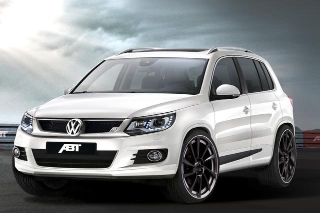 Der Tiguan-Abt - Allgäuer Kraftkur für das Kompakt-SUV