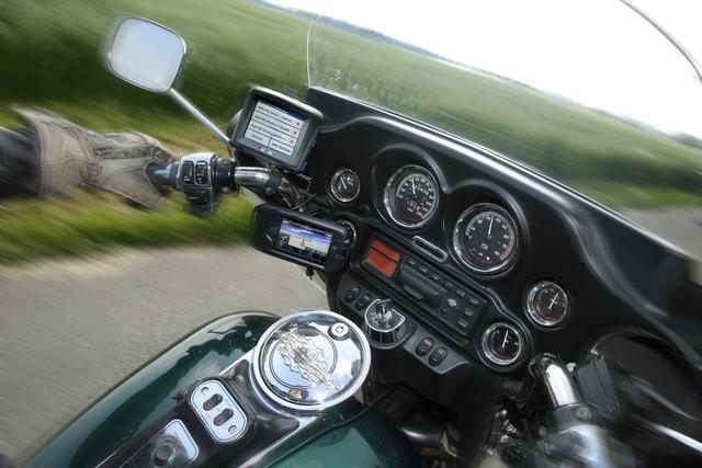 Motorrad-Routen - Neue Touren zum Download