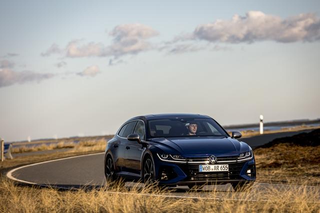 Fahrbericht: VW Arteon R - Streber mit Spaßpotential