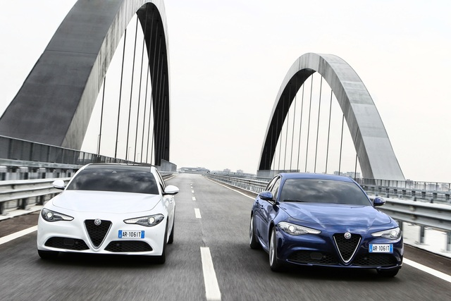 Alfa Romeo Giulia - Eine selbstbewusste Rückkehr (Kurzfassung)