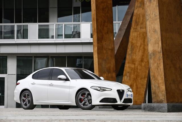 Alfa Romeo Giulia - Von flink bis brachial (Kurzfassung)