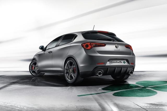 Alfa Romeo Giulietta QV Launch Edition - Für die Sammler unter den Alfisti