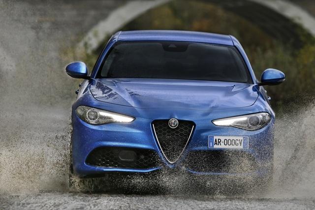 Test: Alfa Romeo Giulia 2.0 Turbo Veloce - Ein heißes Date