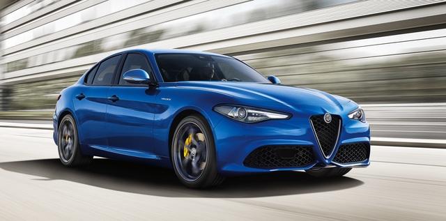 Alfa Romeo Giulia - Neues Diesel-Topmodell