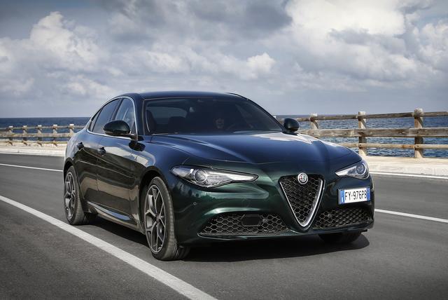 Alfa Romeo Stelvio und Giulia - Endlich auf Augenhöhe