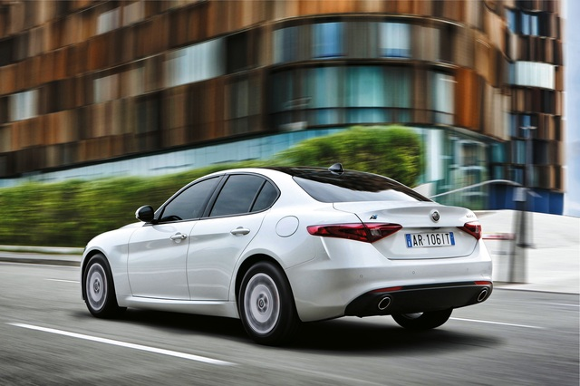 Alfa Romeo Giulia Advanced Efficiency - Schöner sparen