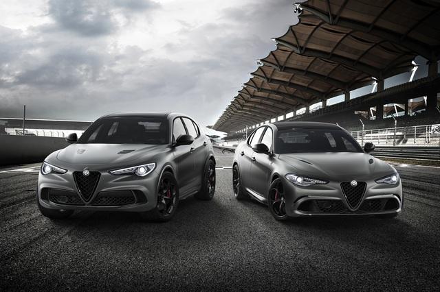 Alfa Romeo Giulia und Stelvio QV NRing - Kleeblatt-Kracher