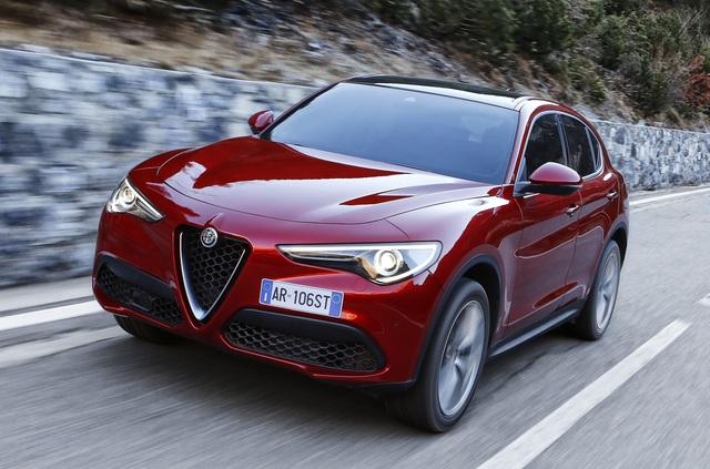 Fahrbericht: Alfa Romeo Stelvio - Alfa will hoch hinaus
