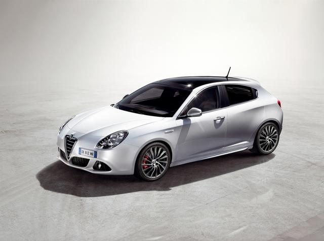 Alfa Romeo Giulietta: Rückgriff auf die Zukunft