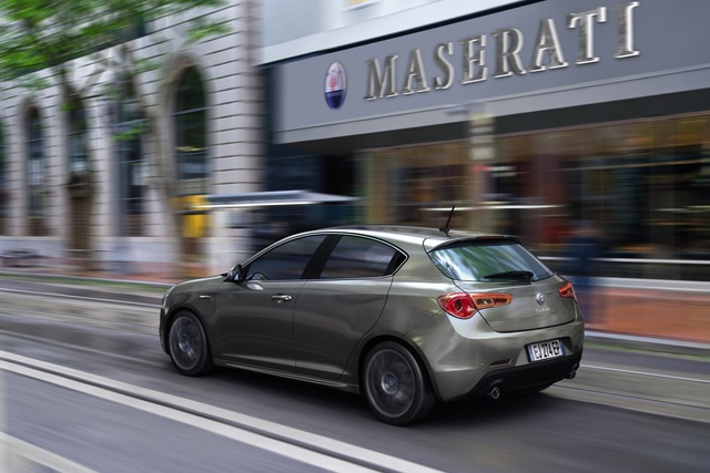 Alfa Romeo for Maserati - Exklusiver Ersatz