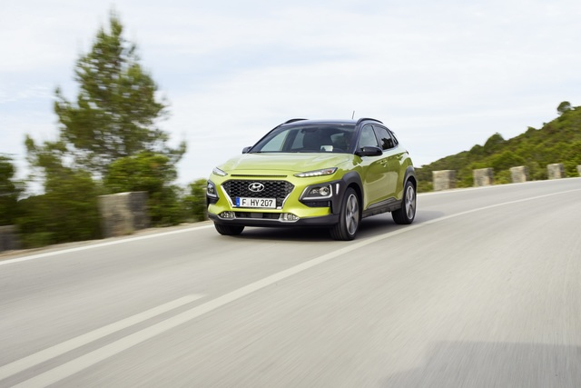Hyundai Kona - Start bei 17.500 Euro