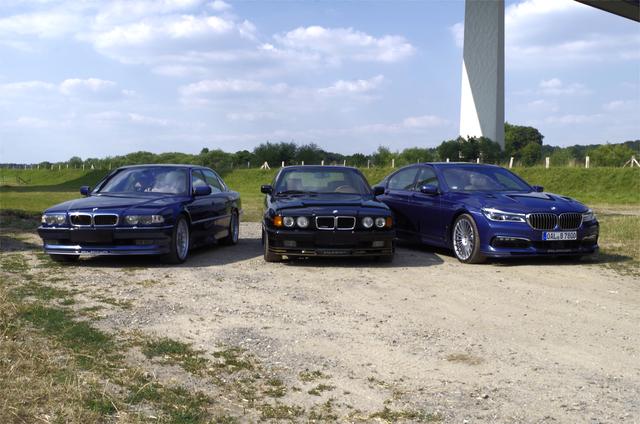 Impression: Alpina B7 Biturbo, B11 4.0 und B12 6.0 - Wenn BMW nicht genug ist