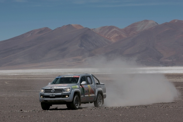VW Amarok: Ein Pick-up für die ganze Welt (Vorabbericht)