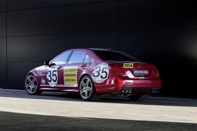 Mercedes-AMG: S 63-Studie als Vorbote der nächsten Motorenfamilie