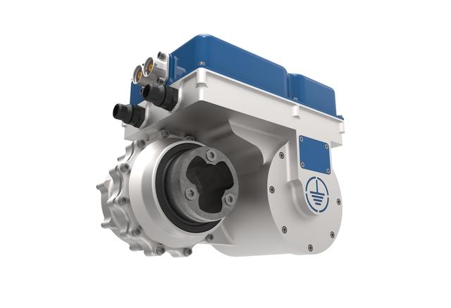 Neue E-Motoren-Generation von Equipmake - 10-Kilo-Aggregat leistet 300 PS