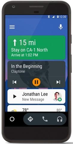 """Android Auto - Nun auch zum """"Nachrüsten"""""""