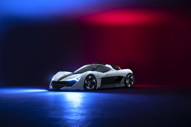 Apex AP-0 Concept - Schnell, autonom, einzigartig im Design
