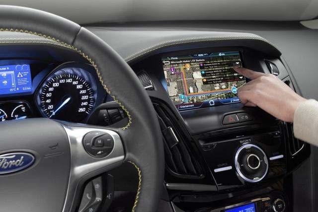 Ford und Microsoft arbeiten am E-Auto