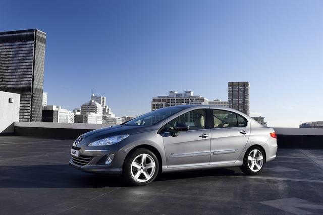 Peugeot setzt mit neuem 408 auf China