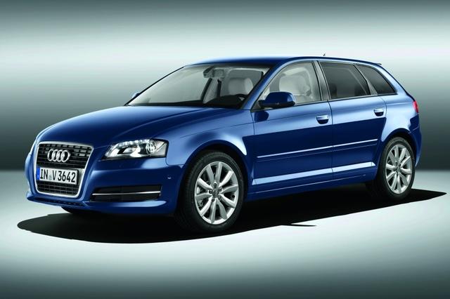 Audi A3: Zur AMI Leipzig verfeinert im Stil