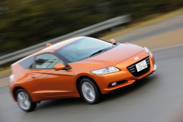 Honda CR-Z: Hybrid muss nicht mehr kosten