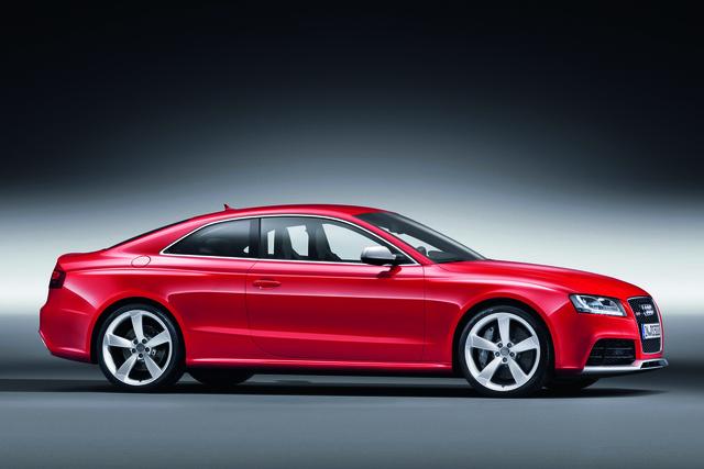 Audi RS5: Die Design-Ikone war im Kraftraum (Vorabbericht)