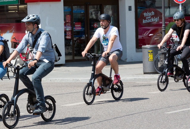Test: Ariv E-Bikes Meld und Merge - Stark in der Stadt