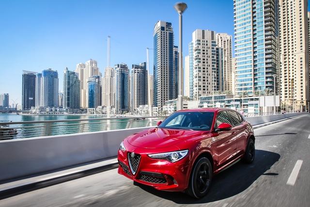 Fahrbericht: Alfa Romeo Stelvio Quadrifoglio - Mit echtem Rennsportgeist
