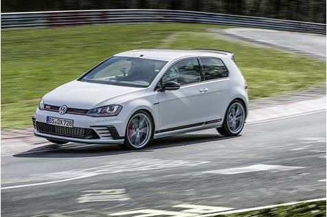 VW Golf GTI Clubsport S - Der stärkste GTI aller Zeiten