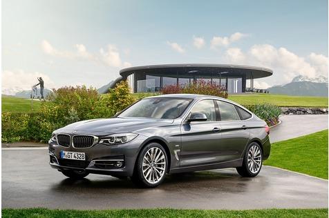 BMW 3er Gran Turismo - Nachgelegt