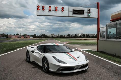 Ferrari 458 MM Speciale - Italo-Brexit