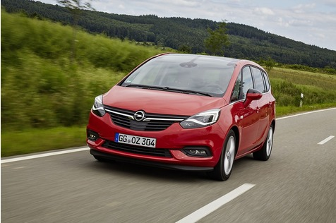 Opel Zafira 1.6 Ecotec DIT - World Wide Van
