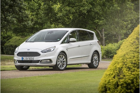 Ford S-Max 2.0 TDCi Vignale AWD - Geschmeidiger Luxus
