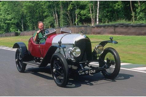 Bentley EXP2 - Der erste und älteste Bentley der Welt