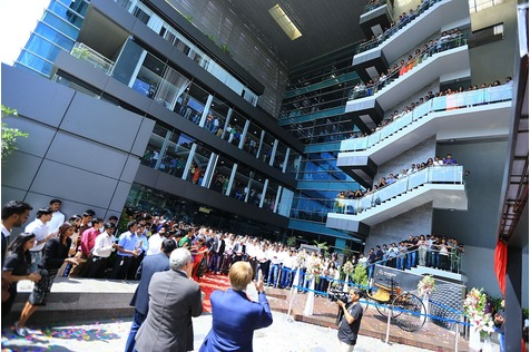 Entwicklungszentrum Bangalore - Daimlers Software-Hirn