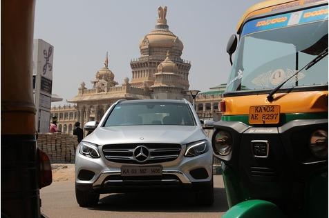 Auf den Straßen von Indien - Mut zur Lücke