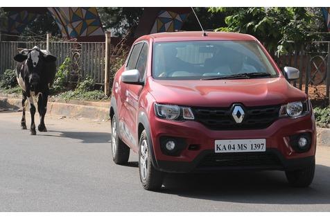 Renault Kwid - Erfolgsmodell
