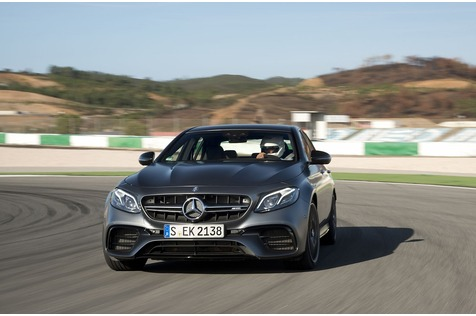 Mercedes-AMG E 63 S 4Matic+ - Weltmeisterlich