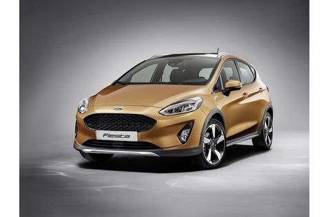 Ford Fiesta - Neue Vielfalt